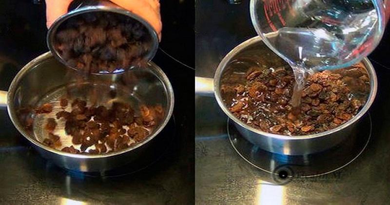 comment nettoyer votre foie avec raisins secs et de l 39 eau en seulement 2 jours newsmag. Black Bedroom Furniture Sets. Home Design Ideas
