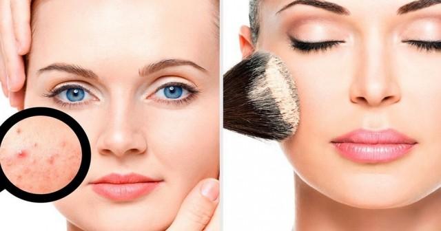 7 astuces de maquillage pour les filles qui ont la peau grasse newsmag. Black Bedroom Furniture Sets. Home Design Ideas