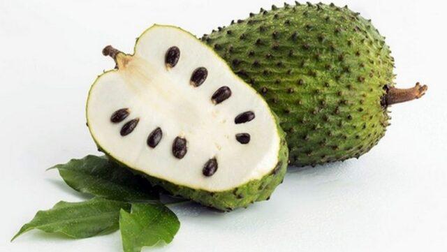 Le corossol, un fruit nombreuses bienfaits pour la santé