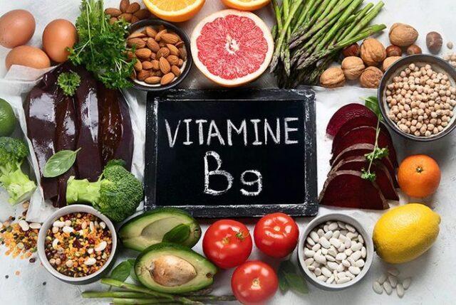 La vitamine B9 : quels aliments consommer ?